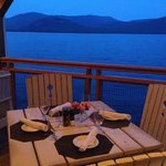 A beautiful dining experience!