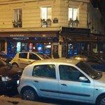 Brasserie near hotel