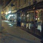 Italian restaurant near hotel