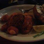 Stuffed Filet of Grouper