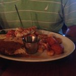 Seafood Platter w/S. African Lobster