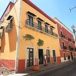 Fachada Alonso 10 hotel boutique & arte