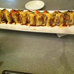 Alligator roll