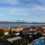 Extraordinarias vistas desde mi terraza