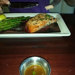 Do not get this sauce!!!  Too strong for salmon.