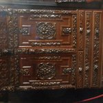 Amazing wooden carved furniture
