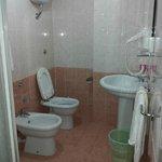 Bathroom, very clean