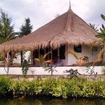 Island Bungalow outside