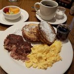 Cinnamon Grand breakfast