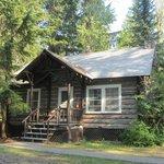 Cabin #14 (we had room 14-1)