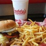 California burger combo