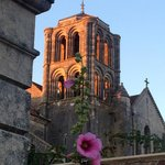 The evening light on the Basilica
