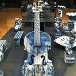 Delftware masterpiece, Rijksmuseum