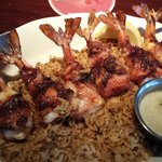 Jumbo Shrimp Brochette
