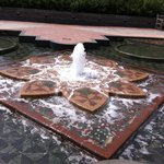 First lady fountain