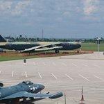Flyg vid USS Alabama