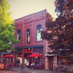 Historic downtown Grants Pass