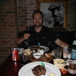 Dinner at El Gaucho