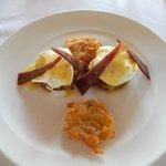 Yum Yum Eggs Benedict