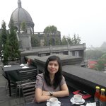 Breakfast at Rooftop