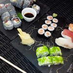 Plateaux Sushis