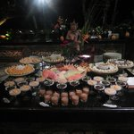 Buffet - wonderful desserts