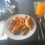 Buffet Breakfasts!