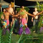 Fijian Dancers at Gecko's