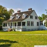 Back of Snee Farmhouse