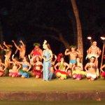 Old Lahaina Luau performers