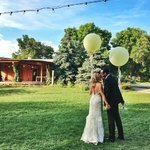 Beautiful August wedding