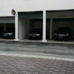 Car park of D Eastern Hotel