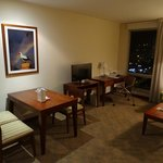 sitting area in room 1111
