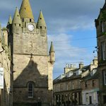 Tain town