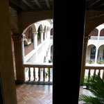 View from Room  to Balcony/Corridor/Courtyard