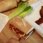 Yanni's Sausage Grill