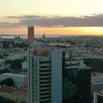 Dawn in Tallinn, Aug 2010
