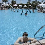 Фиитнес в бассейне