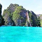 ツアーのピピ島