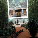 Bonito y espectacular patio interior