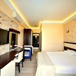 New Standart Double Room +baby bed  20m2