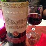 vin arménien excellent