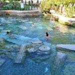 Hierapolis, piscina termale