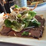 Salade thaï, un délice très frais