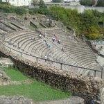 Амфитеатр Фурвьер /Théâtre antique de Fourvière
