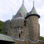 Castle Coch turrets