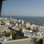 Stunning views over Sea Point