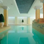 Hauseigene Therme