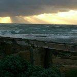 Sunset in Cape Leeuwin