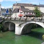 Foto de Le Bistrot du Pont